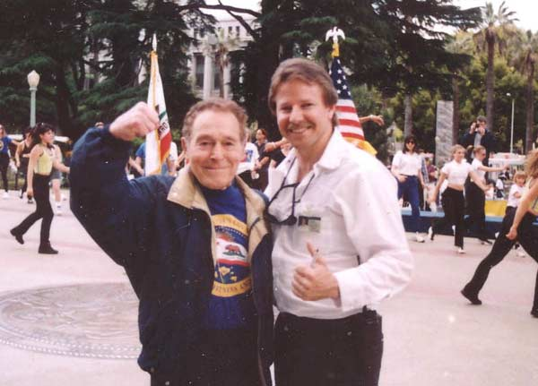 Mark and Jack LaLane
